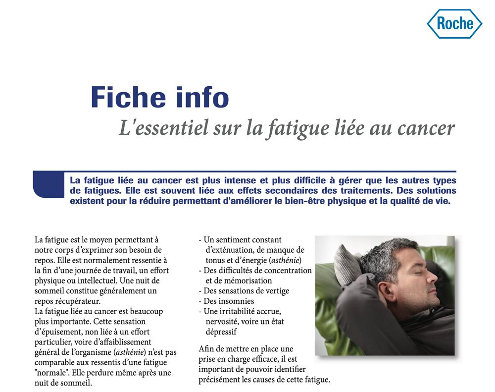 fatigue cancer