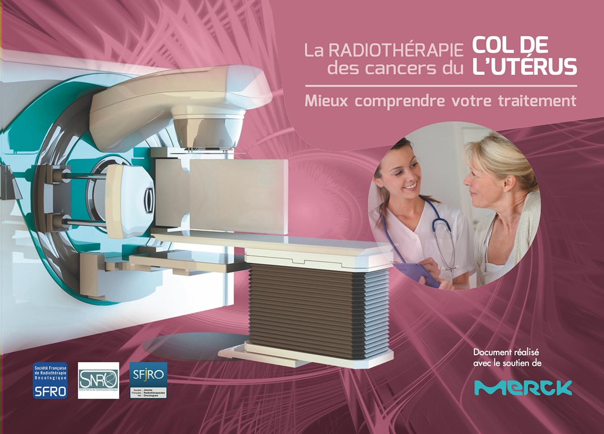 radiotherapie des cancers du col de l'uterus