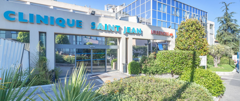 Clinique Saint Jean Cagnes sur Mer