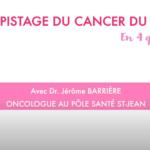 4 questions sur le dépistage précoce du cancer du sein