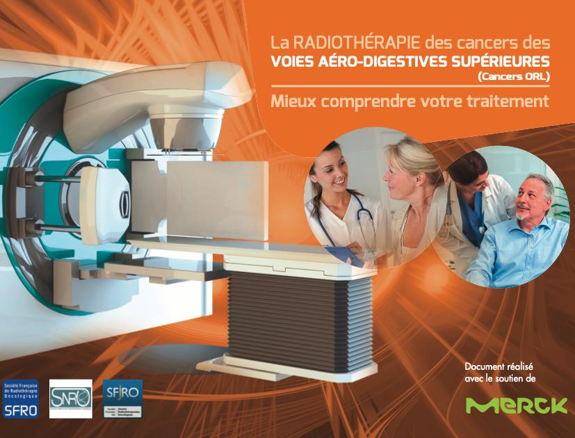 La radiothérapie des cancers des voies aéro-digestives supérieures